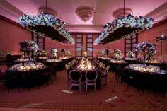 """""""The most challenging aspect of producing this wedding was bringing in 10,000 hydrangeas from South America. It was virtually impossible to get our desired breed of hydrangea in the color palette and quantity needed for the wedding, but we love making the impossible possible."""" —Karla Dascal - See more at: http://www.bizbash.com/private-event-karla-dascal-challenging-aspect-producing-wedding-bringing/gallery/110593#sthash.5jYGoRVU.dpuf"""