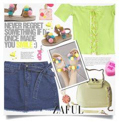 """Zaful 48."" by lillili25 ❤ liked on Polyvore featuring Victoria's Secret, Tiffany & Co., STELLA McCARTNEY, polyvoreeditorial, polyvoreditorial and zaful"