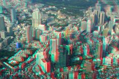 10 Amazing Anaglyph 3D Images -