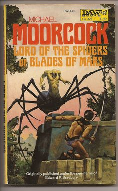 Daw Michael Moorcock Lord of the Spiders 1st by PurkeysPaperbacks, $2.30