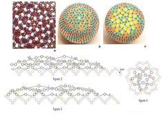 схема оплетения яиц вжурной сеткой