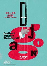 Amateur de Jazz manouche, ne manquez surtout pas le Festival Django Reinhardt, sur l'Ile au Berceau de Samois-sur-Seine, du 25 au 29 juin ! #festival #music