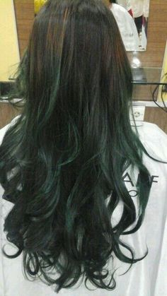 hair colouring by Fang Salon