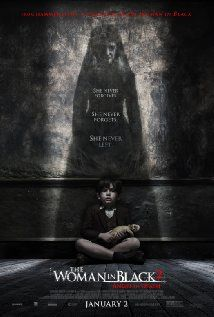 The Woman in Black 2: Angel of Death (2014) Phoebe Fox and Helen McCrory.  slow, eerie, predictable