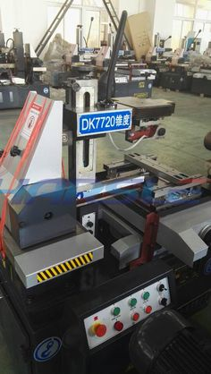 Good morning to you  This is our DK7720 wire cutting machine. Our Russian customer will order it. We also have many other kinds. We can according to your need to provide you . Buenos días a ti Esta es nuestra dk7720 Wire cutting machine.Nuestro cliente ruso será el fin.También tenemos muchas otras clases.Podemos de acuerdo a su necesidad para ofrecerle. If you have the interest, please contact me. My mail :ivy@harsle.com  My skype :ivyzhang1991826  My whatsapp:+86-15251795483 (also my Wechat…