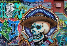Chicago Xicano Murals de la Villita.....
