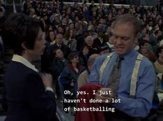 """And a little less of an expert in sports.   Niles Crane's Best 29 Lines On """"Frasier"""""""