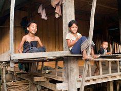 Hilltop Village around Muang Sing - Luang Namtha, Laos
