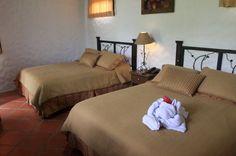 casa luna bedroom   Arenal  - Costa Rica
