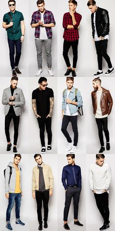 A Guide To Buying Clothes Online (Store: ASOS) #mensfashion