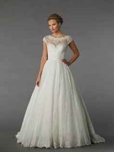 KleinfeldBridal.com: MZ2 by Mark Zunino: Bridal Gown: 33018714: A-Line: Natural Waist