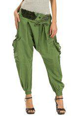 Pantalones & Jeans Desigual Green