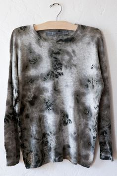 raquel allegra army pullover sweater – Lost & Found