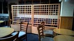 Timber Trellis Screens and fixed planters ideal for restaurants and other public areas. Any size, timber available. Timber Screens, Workspaces, Aperture, Trellis, Entrance, Restaurants, Custom Design, Planters, Public