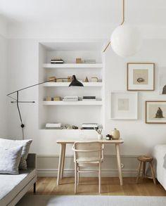 10 Inspiring small workspaces - via Coco Lapine Design blog