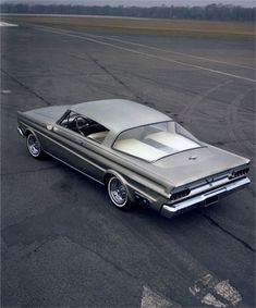 Mercury Comet Super Cyclone, 1964