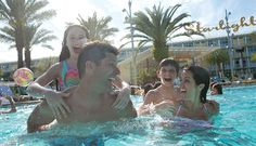 Enjoy a package of exclusive theme park benefits when you stay in the heart of the fun and excitement at an on-site hotel! #UniversalOrlando