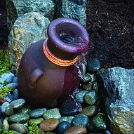 Affordable DIY Fountains for Your Landscape Within just a couple of hours, you can add the beautiful sight and sound of running water in your landscape. A small...