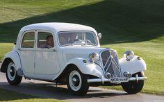 Citroën Traction Avant by Rex Gray, via Flickr
