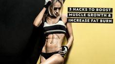 3 hacks to increase fat burn