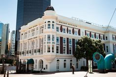 The Academy Galleries, located in the New Zealand Academy of Fine Arts, is managed by Positively Wellington Venues. South Pacific, Pacific Ocean, Edwardian Architecture, State Of Arizona, Town Hall, Kiwi, Galleries, Places To Travel, New Zealand
