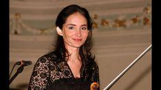 Eva León - Bach Violin Concerto A Minor BWV 1041 · Live recording 2008