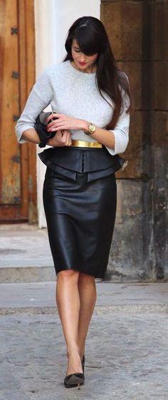 #street #fashion fall / work in style