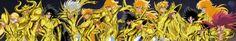 Gold Saints Manga by IkkiSpartan on deviantART
