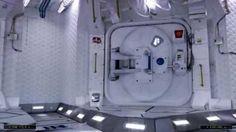 Sci-Fi hatch, door, vault, chamber,