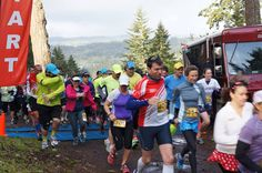 The start of the 2015 Grapes of Half. (Photo courtesy Pink Buffalo Racing)