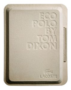 "searchsystem:  "" Tom Dixon & Mind Design / Lacoste / Eco Polo / Packaging / 2006  """