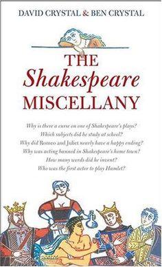 """""""Shakespeare Miscellany"""" av David Crystal"""