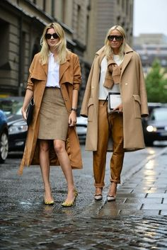 matchy matchy. full length of Camille and Celine in Stockholm. #CamilleOverTheRainbow #hippiehippiemilkshake