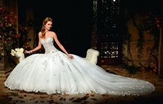 Eve of Milady Wedding Dresses Collection