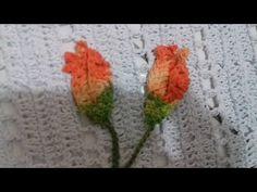 cordão trançado com folhas parte 2 final - YouTube
