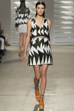 Have you seen the Thakoon Spring 2015 collection?