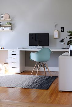 #LullabyGiveaway Nalle's House: A Shared Workspace & Giveaway!