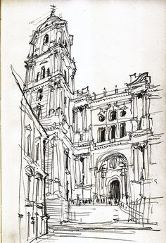 Málaga, cathedral | Flickr - Photo Sharing!