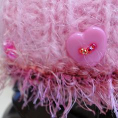 Boot Cuffs - Pink Hearts, Paradis Terrestre - Luxury British Made Accessories & Homeware Unique Cards, Paradis, Boot Cuffs, Heart Shapes, Pink, Greeting Cards, British, Valentines, Stud Earrings