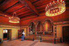 Wartburg Castle Singers Hall