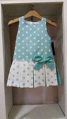 Inspiration for an Oliver + S Building Block dress