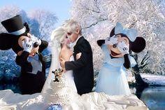 Disney WeddingElsa & Jack