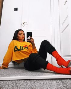 summer date outfits Baddie Outfits For School, Sporty Outfits, Dope Outfits, Fall Outfits, Fashion Outfits, Womens Fashion, Baddie Make-up, Insta Baddie, Outfit Goals
