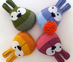 ¡ Oh dulce BunnyMe, la original broche de Eco (su elección de color)