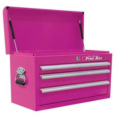The Original Pink Box...@KD Eustaquio Van Horn this is what I want!