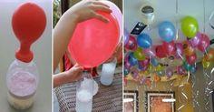 Ballonger er en del av bursdager, og svevende ballonger er det aller beste. Bare spør hvilket barn som helst. Men for å få ballongene til å sveve, vet jo alle at man behøver helium, og det er det jo ikke alle som har lett tilgjengelig. Men fortvil ikke, her får…