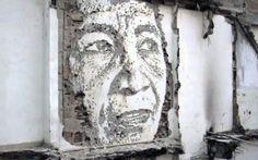 VHILS – Fragmentos New Mural @ Rio de Janeiro, Brazil (Video)