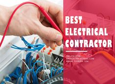 ARO Electrical Contractor provides professional and affordable residential and commercial electrical service in Miami FL. Call us today for more information. Commercial Electrical Contractors, Residential Electrical, Priorities List, Electrical Projects, Electric Company, Home Improvement, Miami, Top, Free