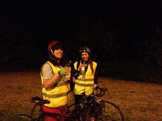 Setting off at midnight 7/8 June from Richmond