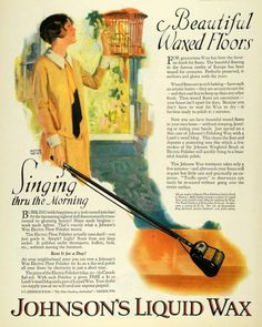 Advertising: Andrew Loomis 1927 #Wisconsin #advertising #vintage